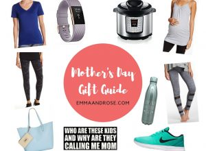 Mother's Day Gift Guide For The Fit Mom