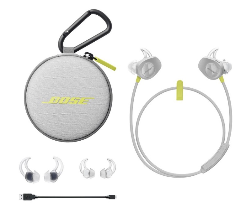 Father's Day Gift Guide for the Active Dad - SoundSport In-Ear Bluetooth Headphones