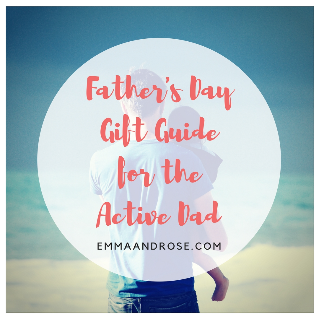 Father's Day Gift Guide for the Active Dad