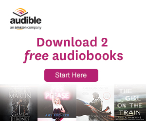Father's Day Gift Guide for the Active Dad - Try Audible and Get Two Free Audiobooks