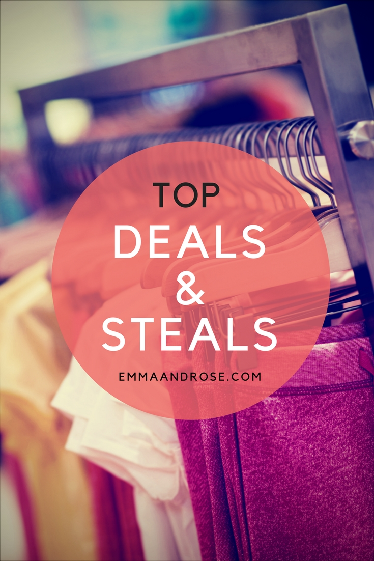 Emma and Rose Top Deals & Steals