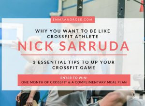 Why You Want to Be Like CrossFit Athlete Nick Sarruda