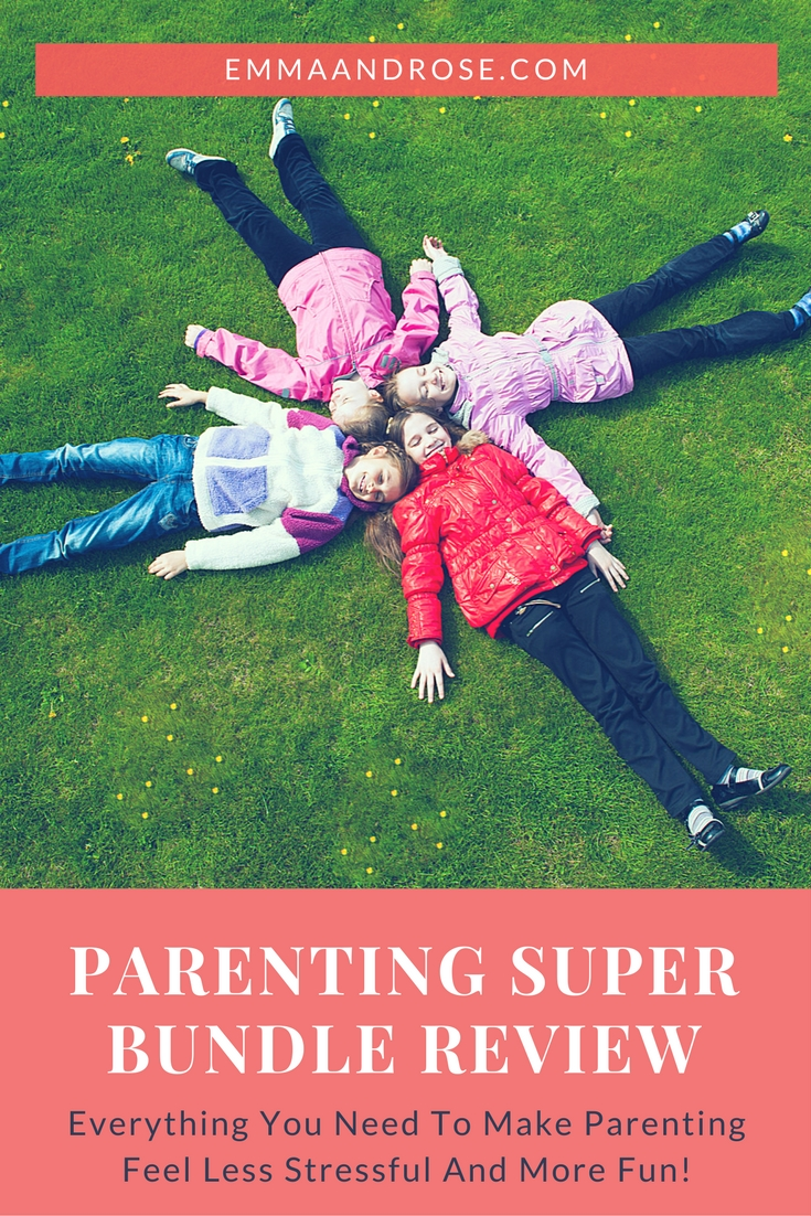 Parenting Super Bundle Review - Tools To Destress, Simplify & Find Joy