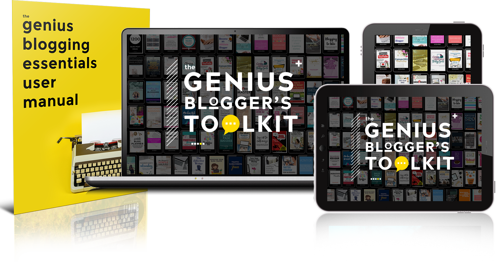 Be A Successful Blogger And Earn Money Now - Genius Blogger's Toolkit