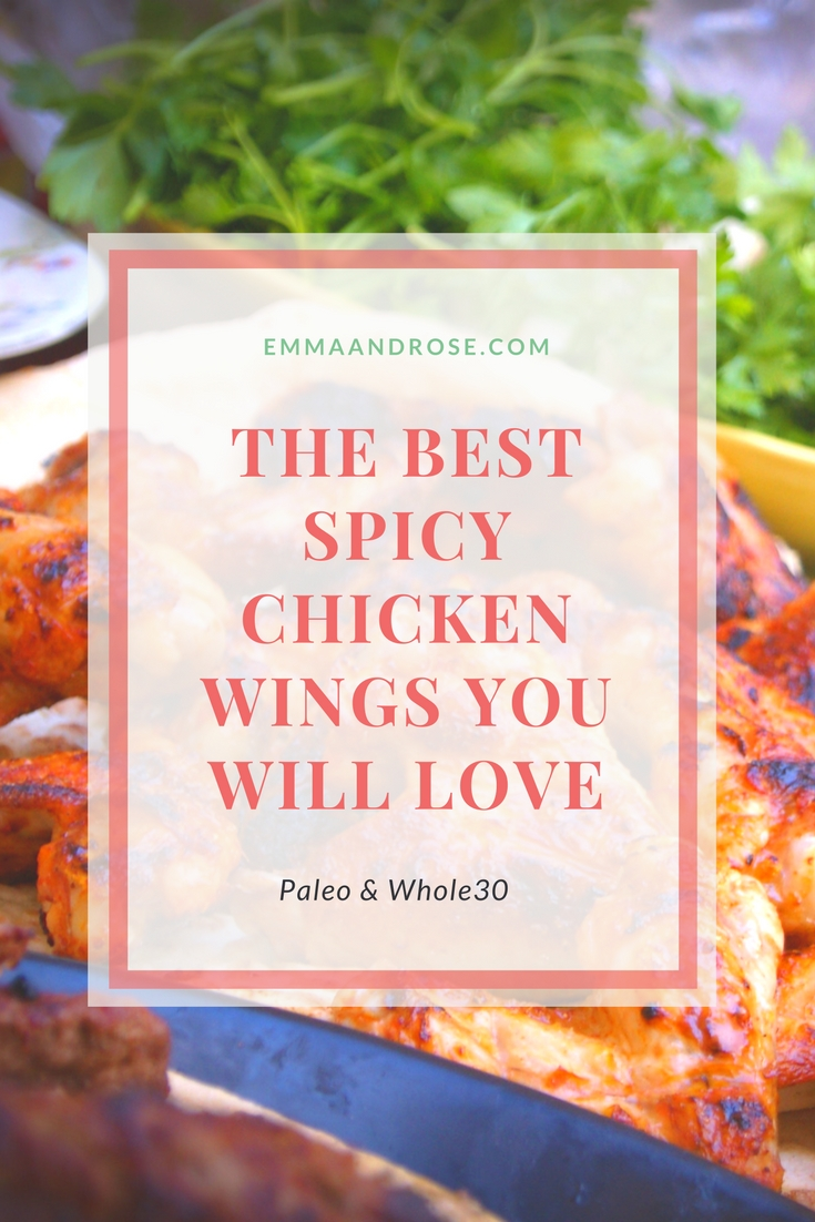 The Best Spicy Chicken Wings You Will Love