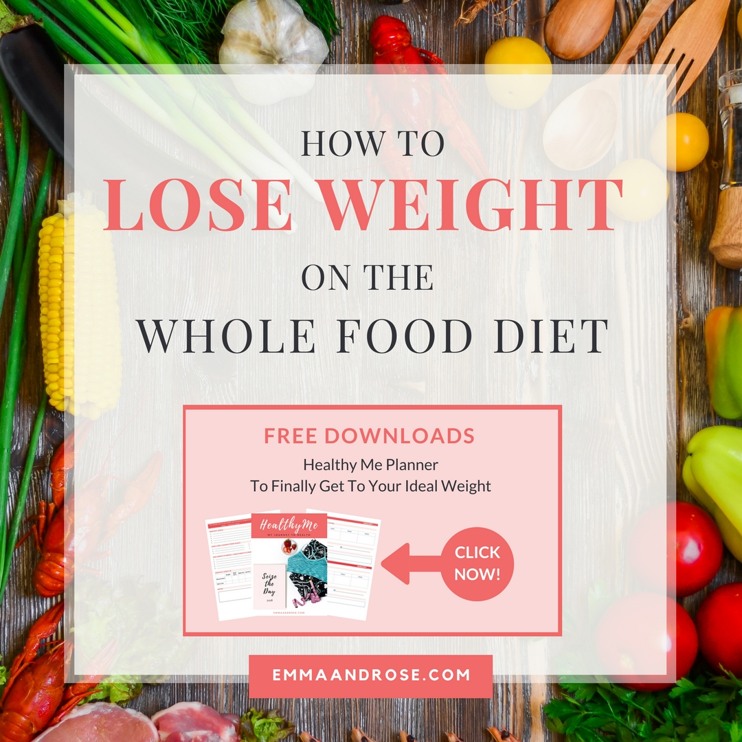 How To Lose Weight on the Whole Food Diet