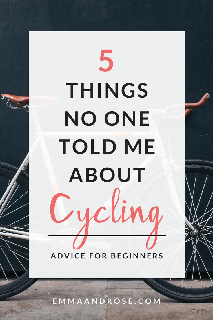 5 Things No One Told Me About Cycling