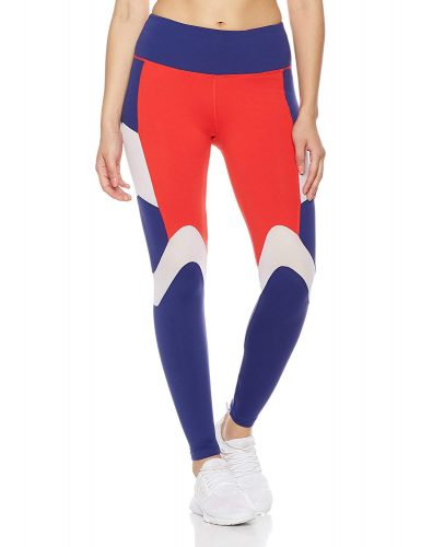 7Goals Women's Color-block Leggings