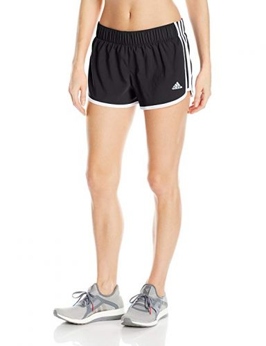 Adidas Womens Running M10 Shorts