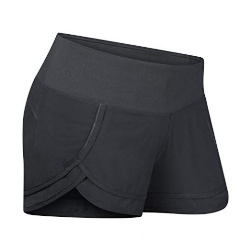 Athlarel Womens Lightweight Running Shorts