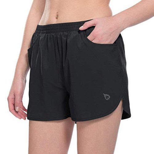 Baleaf Womens Running Shorts
