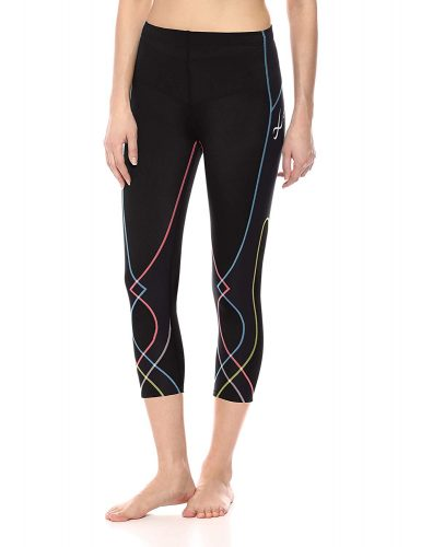 CW-X Women's Stabilyx ¾ Capri Compression Tight