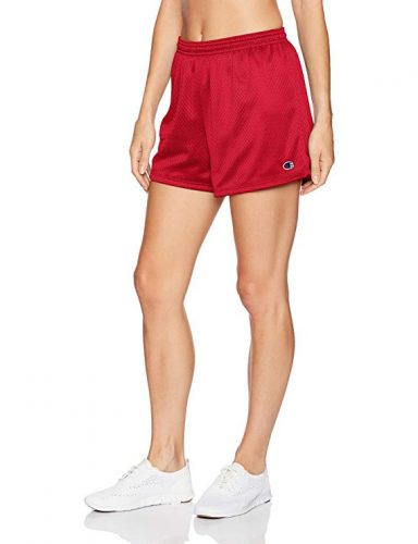 Champion Womens Mesh Shorts