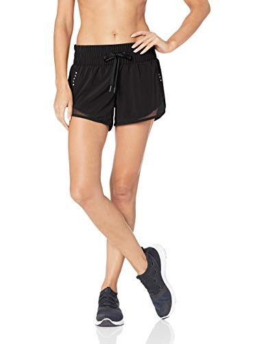 Core 10 Womens Wide Waistband Shorts
