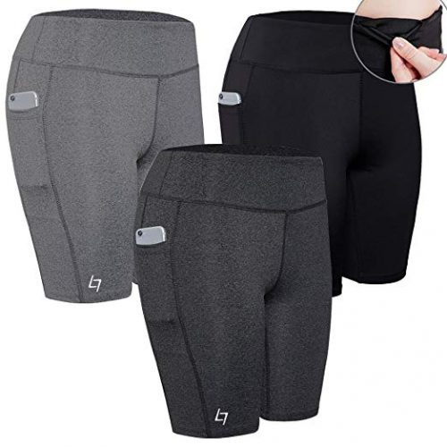 FITTIN Womens Active Sports Shorts