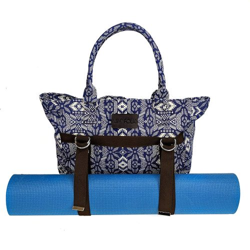 Kindfolk Yoga Mat Bag Tote Carrier
