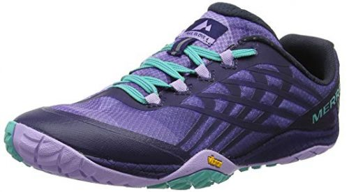 Merrell Womens Glove 4 Trail Runner Shoe