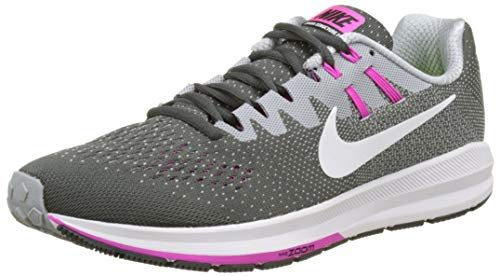 Nike Womens Air Zoom Structure 20 Running Shoes