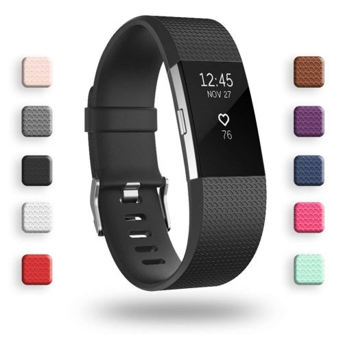 POY Replacement Bands for Fitbit Charge 2