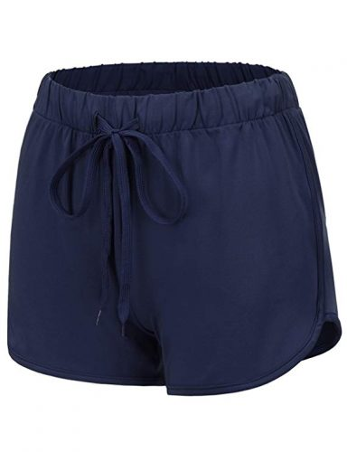Regna X Womens Dolphin Running Shorts