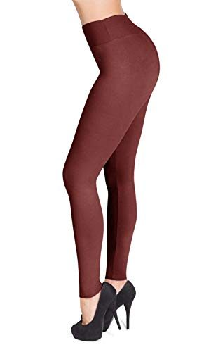 SATINA High Waisted Leggings