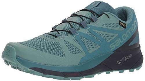 Salomon Womens Sense Ride GTX Trail Running Shoes