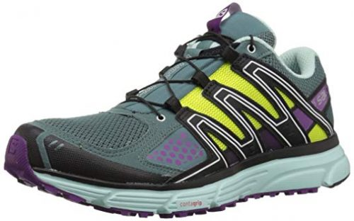 Salomon Womens X-Mission 3 W Trail Running Shoe