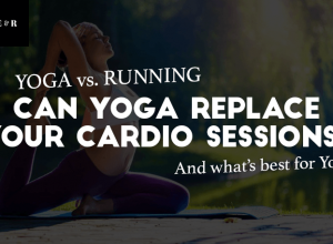 Yoga vs. Running – Can Yoga Replace Your Cardio Session?