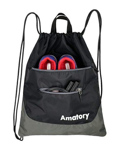 Amatory Drawstring Gym Backpack