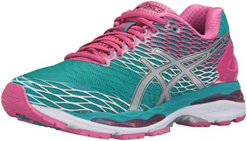Asics Womens Gel-Nimbus 18 Running Shoes