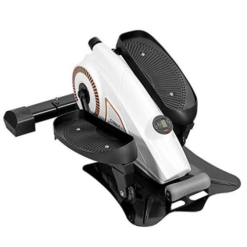Goplus Under Desk Elliptical Stepper