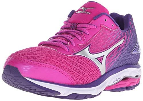 Mizuno Womens Wave Rider 19 Running Shoes