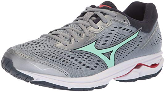 Mizuno Womens Wave Rider 22 Running Shoe