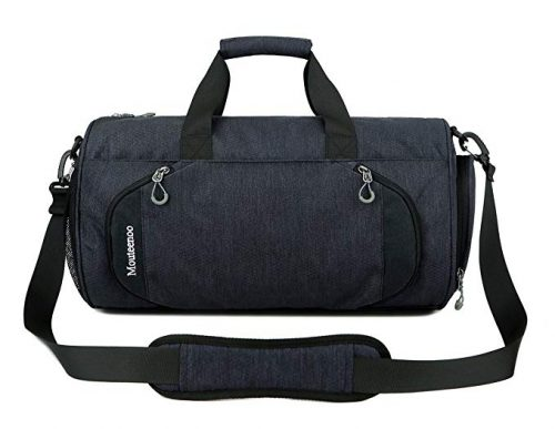 Mouteeno Gym Sports Duffel Bag
