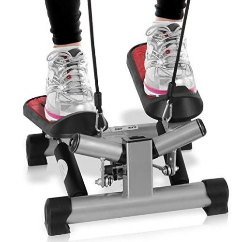 SereneLife Fitness Exercise Elliptical Twister Stepper