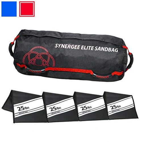 Synergee Adjustable Fitness Sandbag