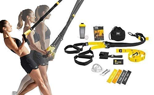TRX All In One Home Gym Bundle