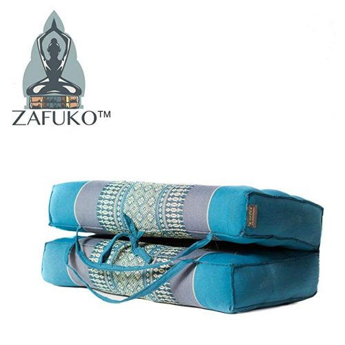 Zafuko Yoga Foldable Cushion Bolster