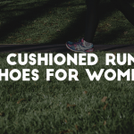 women running in park